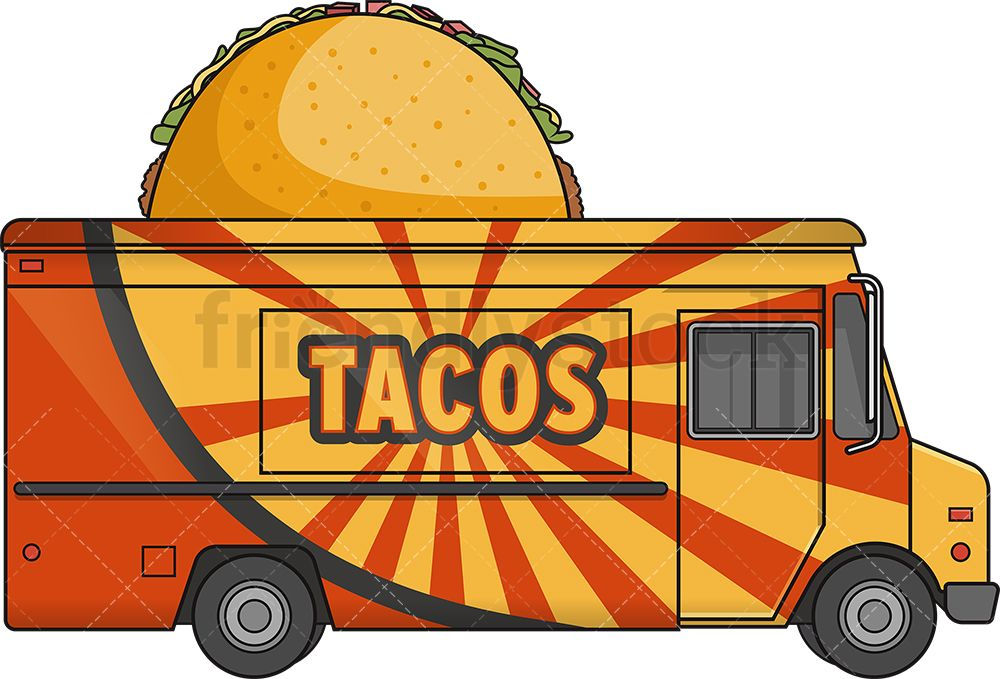 13++ Clipart food truck ideas in 2021
