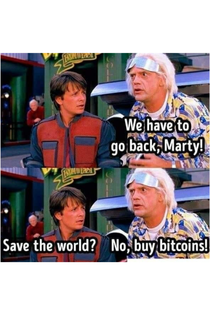 If everyone knew, everyone would have bought #bitcoin in 2009... #crypto memes | Flirting memes ...