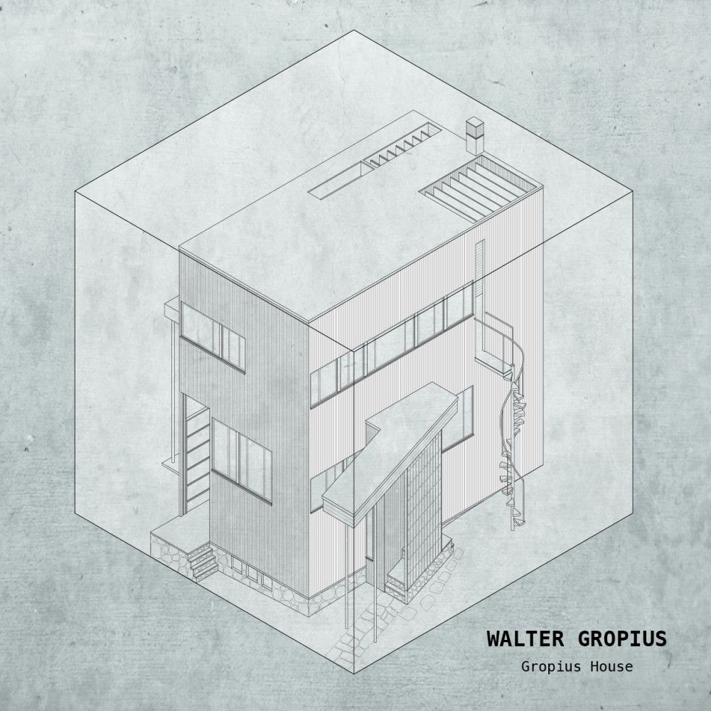 CASA: Architecture\'s Most Famous Houses Confined to a Cube | Cube ...