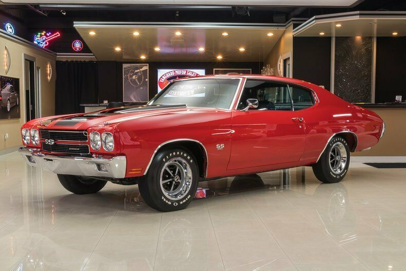 1970 Chevrolet Chevelle Vin 136370r260962 Up For Sale In Our Show