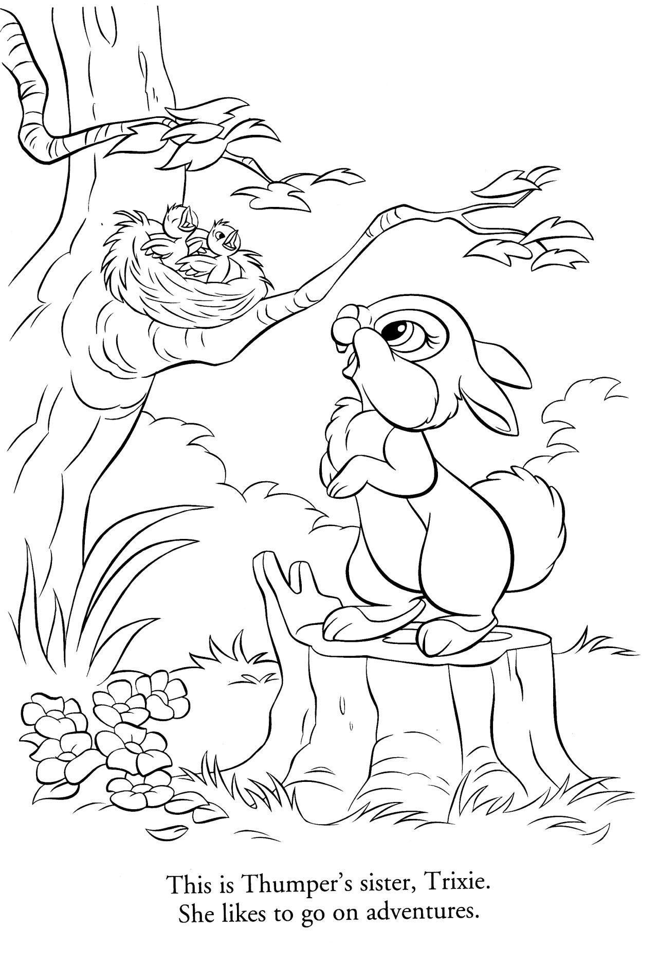 Disney Coloring Pages : Photo | para colorear | Pinterest | Dibujos ...