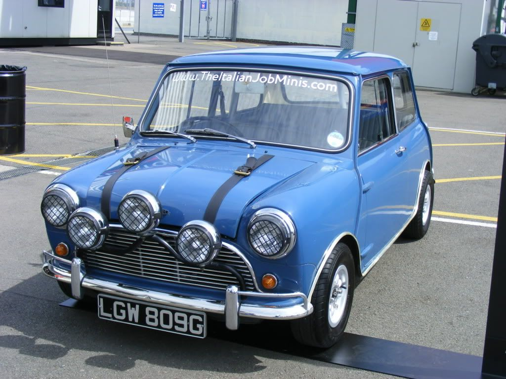 Yes it is Classic mini, Mini cars, Mini cooper