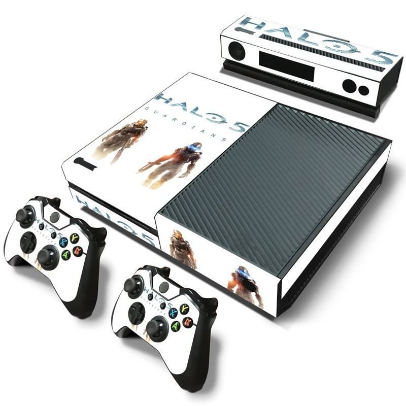 Independent Xbox One Kinect Consoles Anime Kingdom Hearts Black Vinyl Skins Decals Stickers Keep You Fit All The Time Video Game Accessories