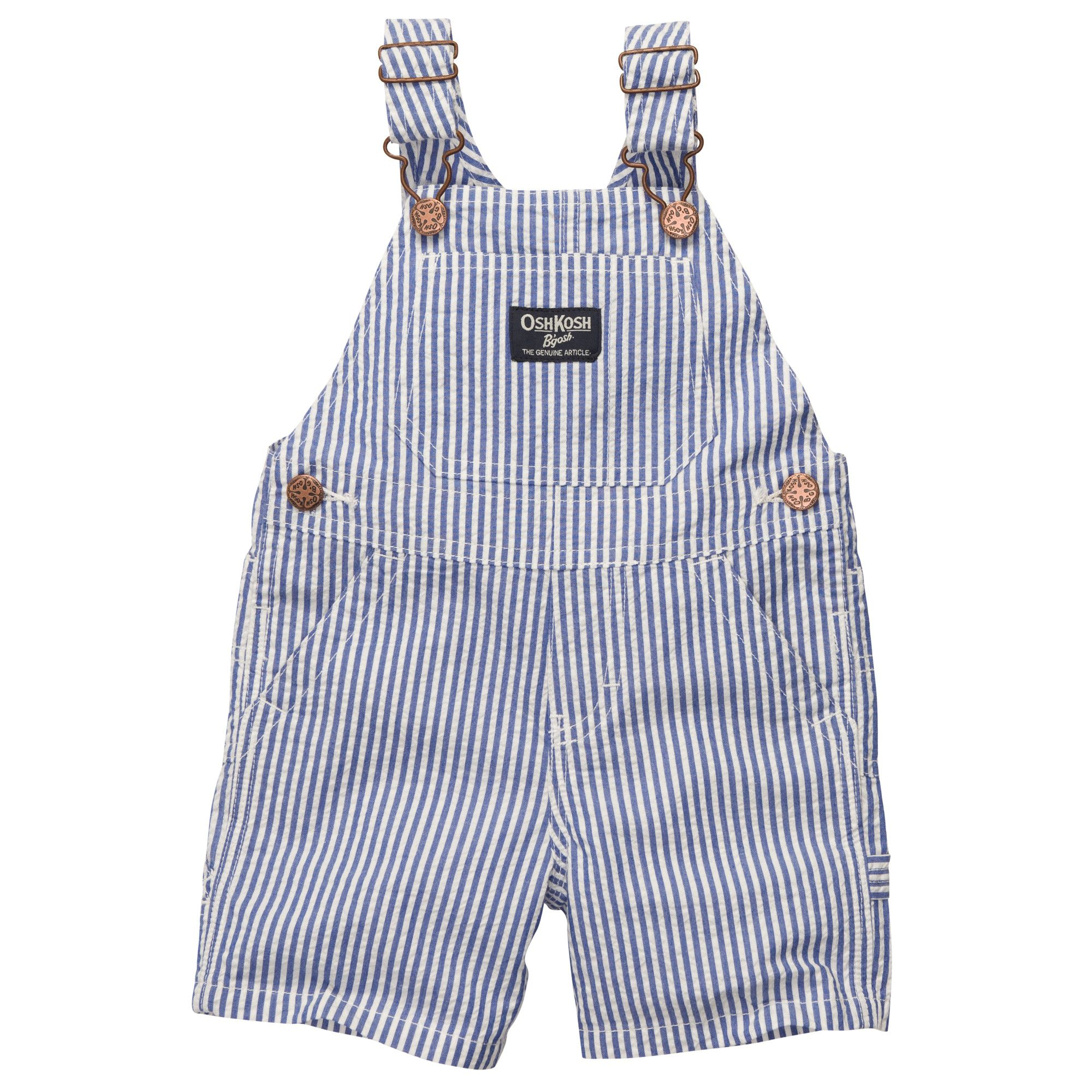 d503de2e Seersucker Shortalls | Baby Boy Overalls | Little Kids | Baby boy ...