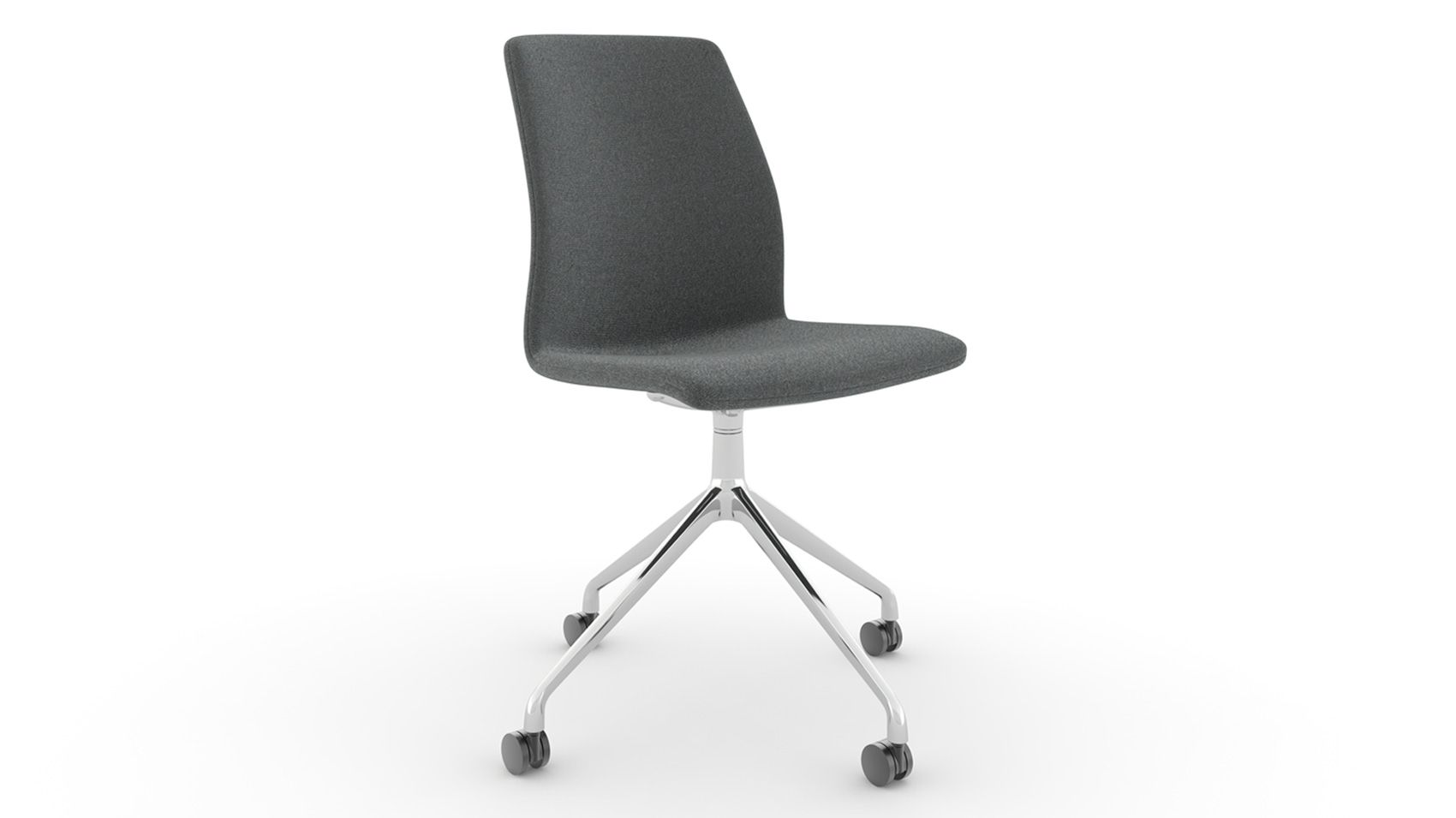 Harpin On Wheels The Perfect Executive Conference Chair For
