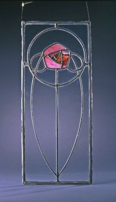 Stained Glass Window Ernest Archibald Taylor Ca 1898