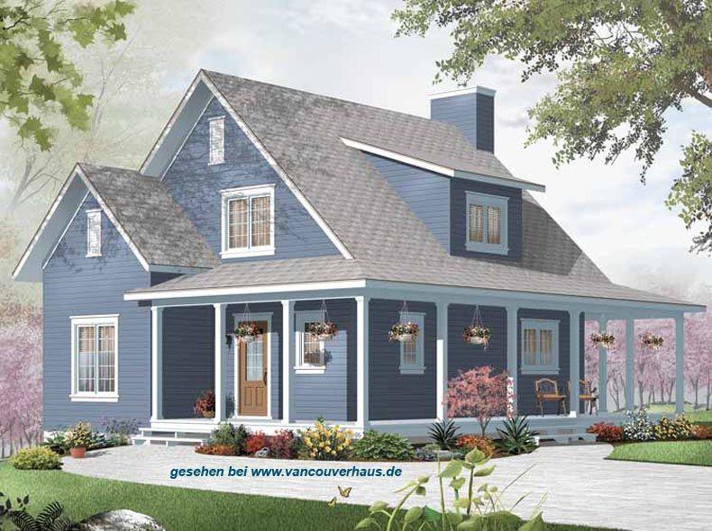 VH 9050 - amerikanische Häuser Villen - amerikanische Häuser ...