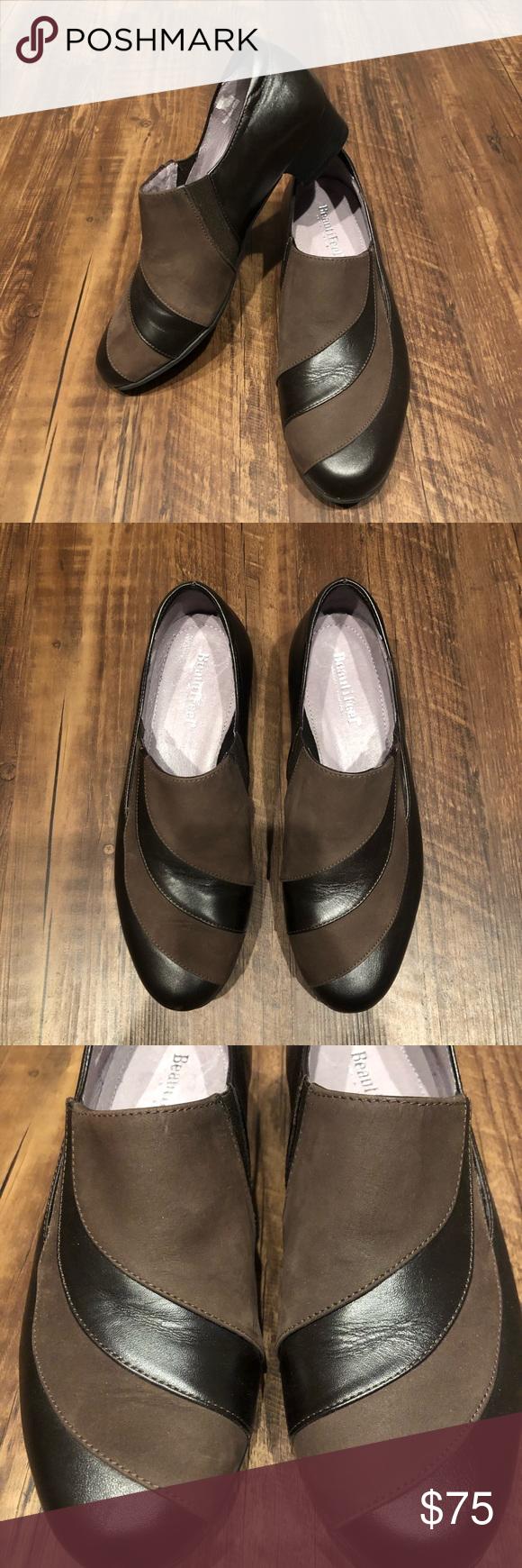 BeautiFeel Leather Dress Shoes BeautiFeel Leather