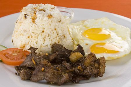 Tapsilog filipino authentic dish it can be an anytime meal food forumfinder Image collections