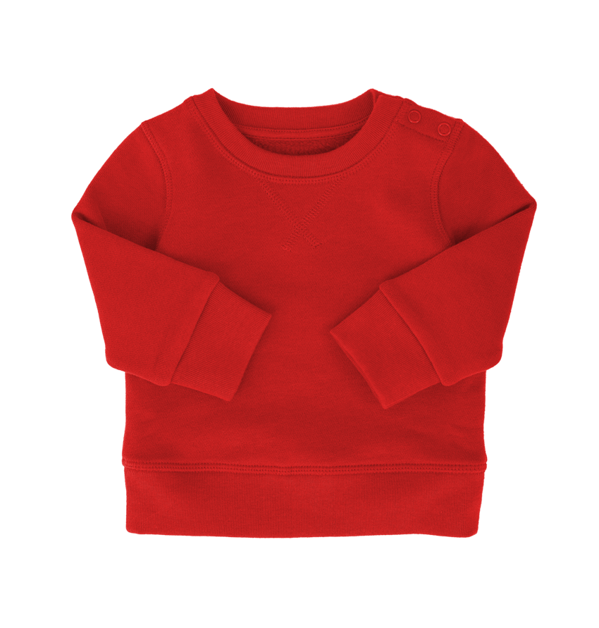 the baby sweatshirt Only from Primary Solid color kids
