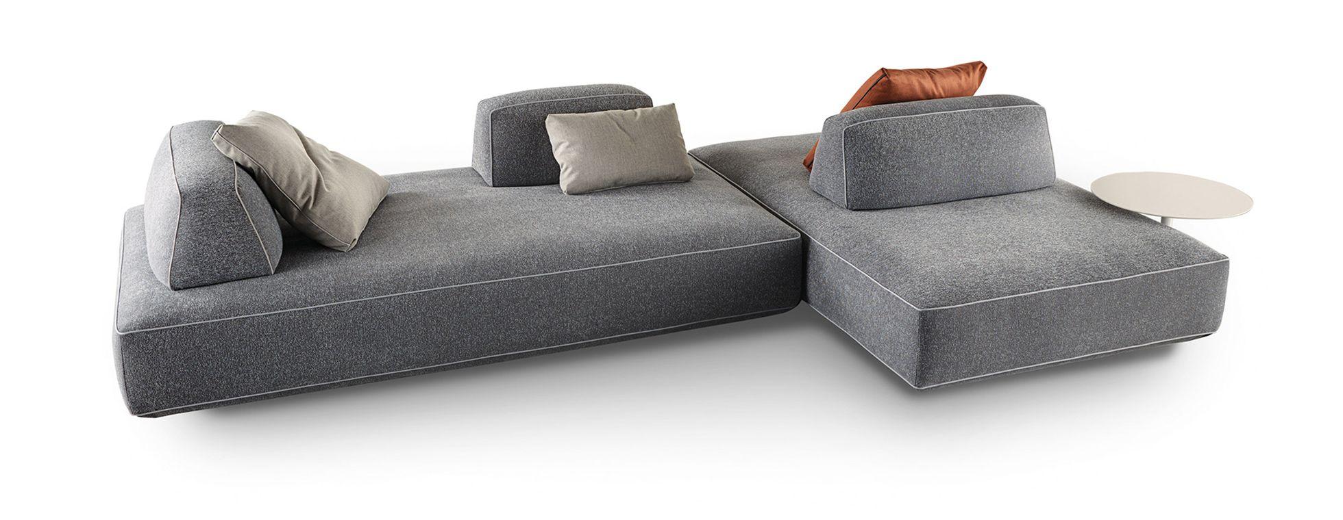 Art nova divano modulare divani e mobili for Divano con isola