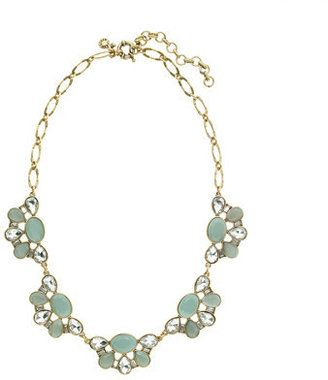ShopStyle: J.Crew Crystal droplets necklace