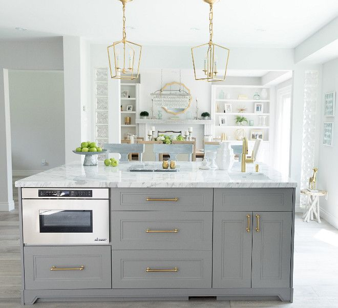 Grey Cabinet Paint Color Martha Stewart S Lava Stone Gray Grey Kitchen Cabinet Paint Color Mar Budget Kitchen Remodel Kitchen Renovation Grey Kitchen Cabinets