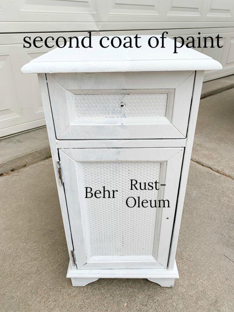 behr chalk paint vs rust oleum chalk paint sarah joy on behr paint comparison chart id=62498