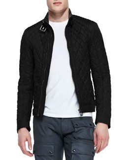 Bramley Quilted Jacket by Belstaff