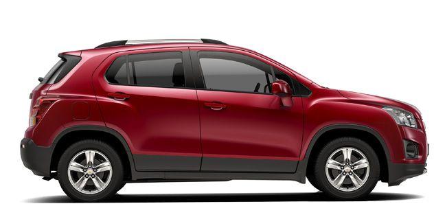 2015 Tracker Camioneta Urbana En 2020 Carros Chevrolet