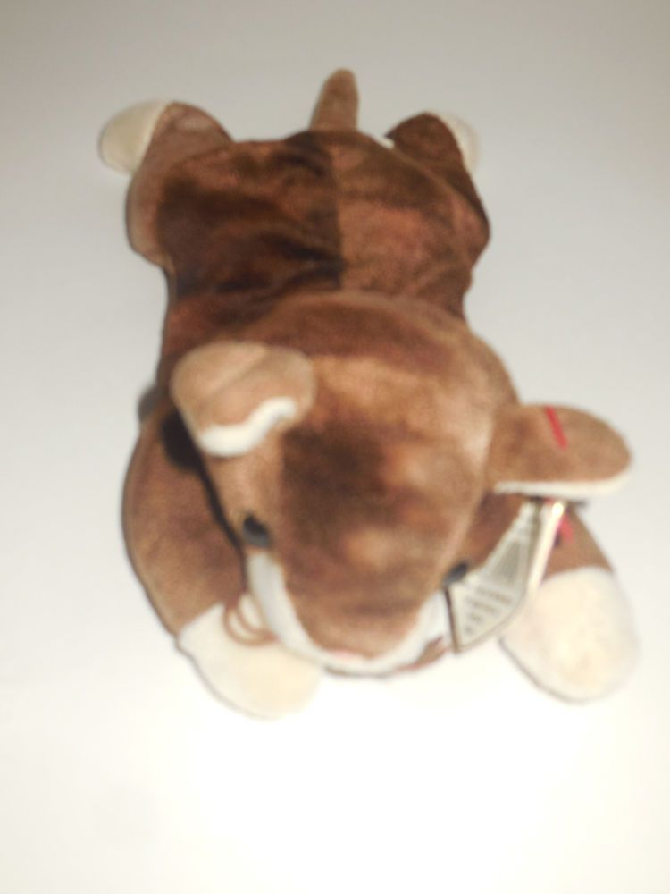 ea92916398f Ty Beanie Baby Pounce the Cat 1997 RETIRED Creases in tag  Ty