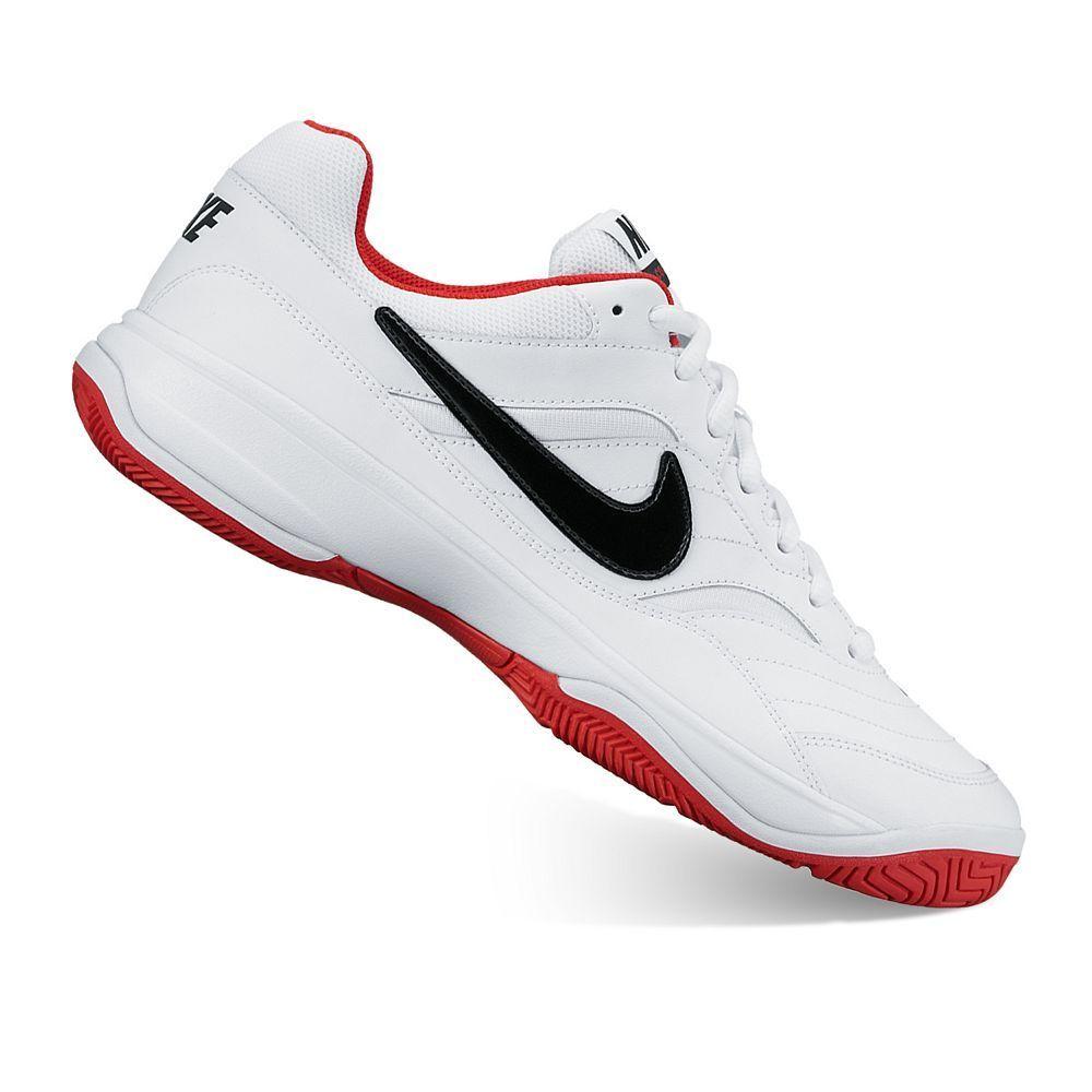 buy popular c7b23 f706b Nike Court Lite Men s Tennis Shoes, Size  11.5, Natural