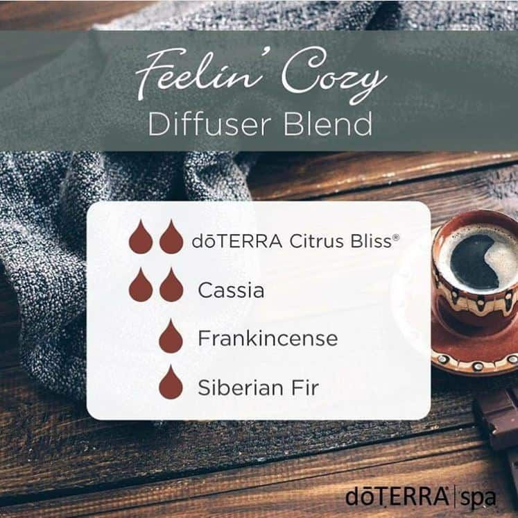 doTERRA Frankincense Essential Oil Uses #winterdiffuserblends