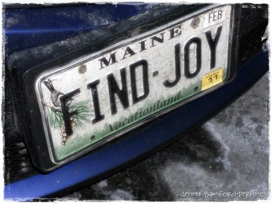 License Plate Find Joy With Images Vanity License Plates