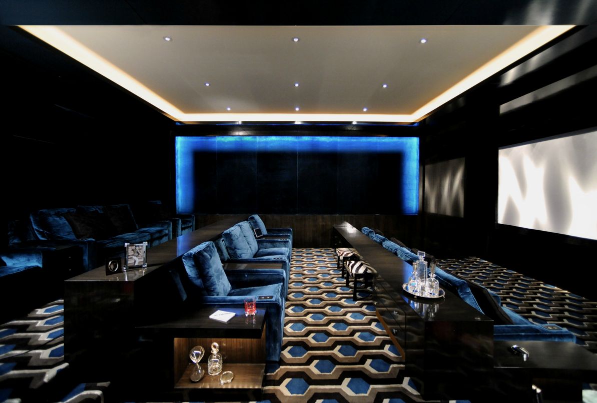 Dennis Gibbens Architects Cinema Roomi Will Have One Of These Wiring A Home Theater Room Some Day