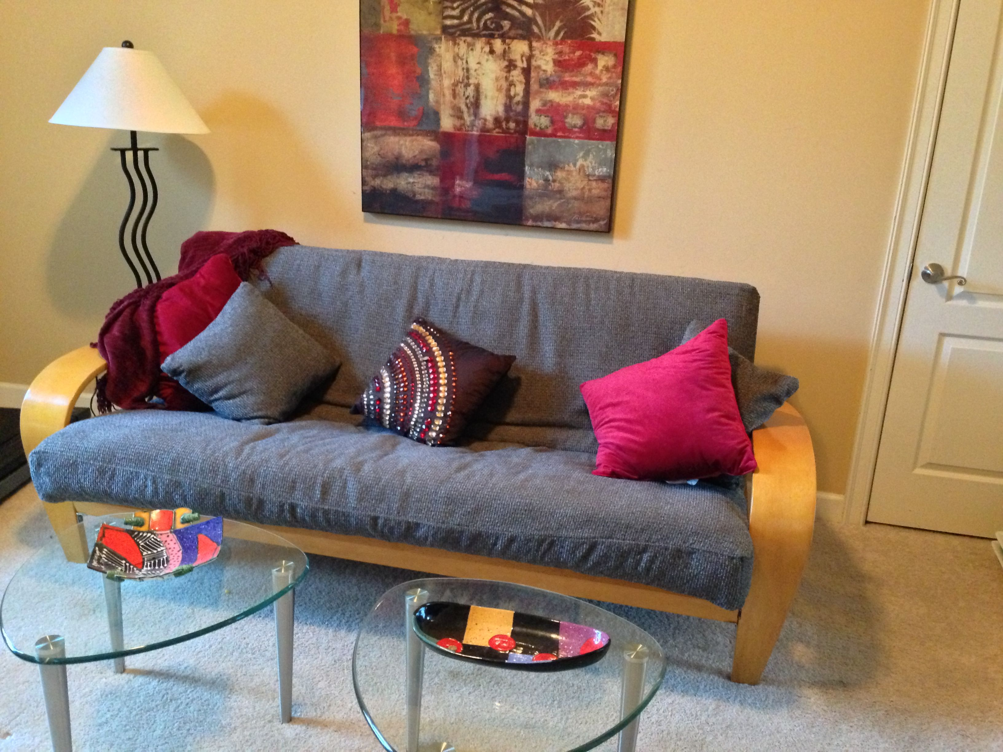 Futon Lady S Blog Decorating Ideas Using A