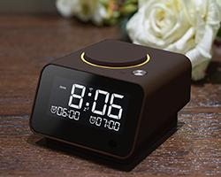 Homtime là đồng hồ báo thức, công nghệ âm thanh, công nghệ hỗ trợ