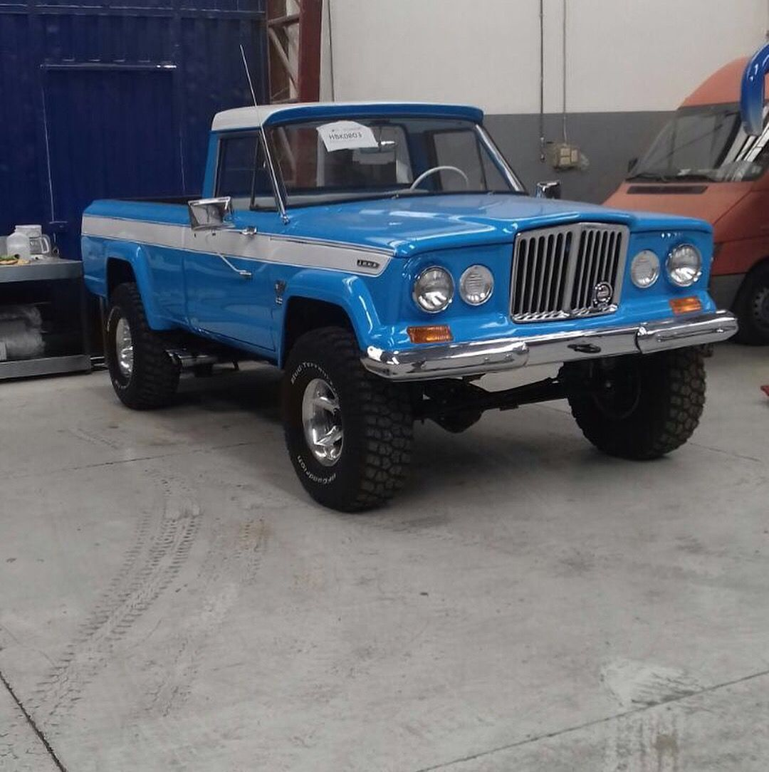 Old Ford Makeover Colors Jeep Truck Pickup Trucks Bed Jeep Pickup Truck