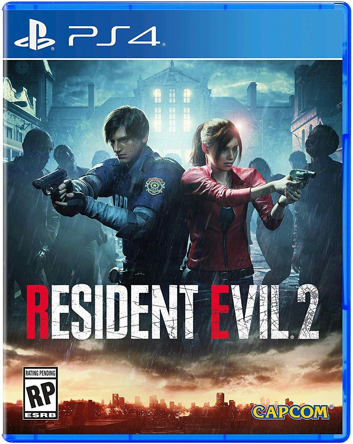 Resident Evil 2 (remake) - Xbox One and PS4 (Website link