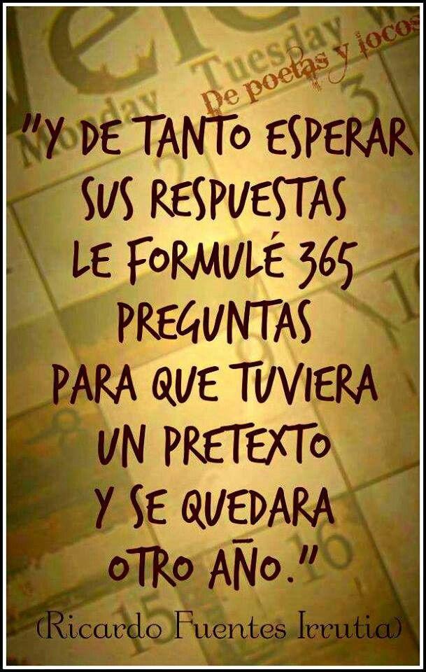 Ricardi Fuentes Irrutia Palabras De Sabiduria 365 Preguntas Palabras