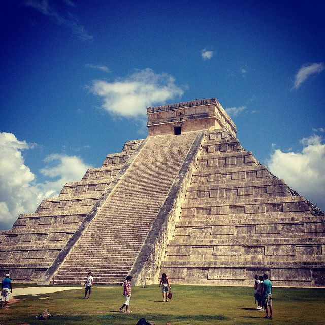 Best Places In Mexico To See Ruins: Chichen Itza -Mexico ϸ�... One Of The Most Incredible