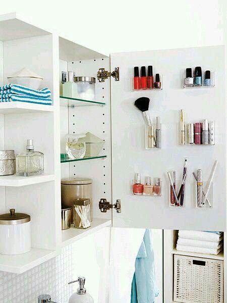 Pin von anna claire williams auf home pinterest for Ideen badezimmer ordnung