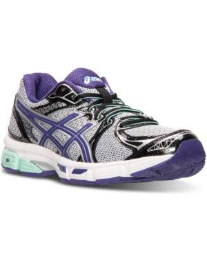 Asics Women's Gel-Exalt 2 Running Sneakers from Finish Line - Gray 7.5