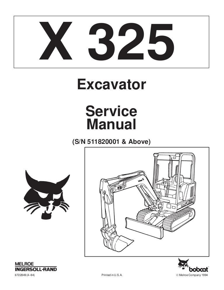 click on the image to download Bobcat X325 Hydraulic