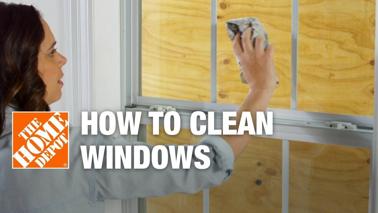 Learn the best way to clean windows without streaks for
