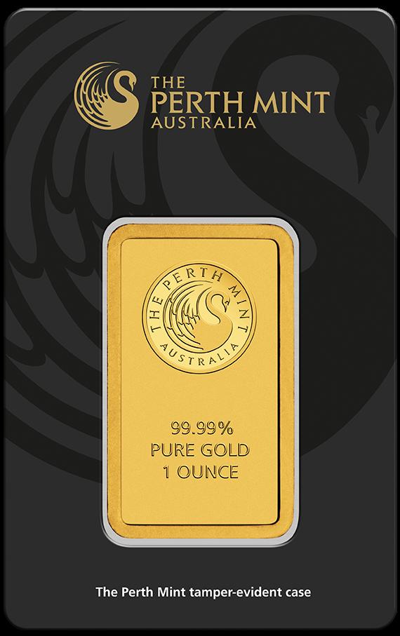 1oz Gold Bar In Assay Goldinvesting Oro Oro Puro Plata