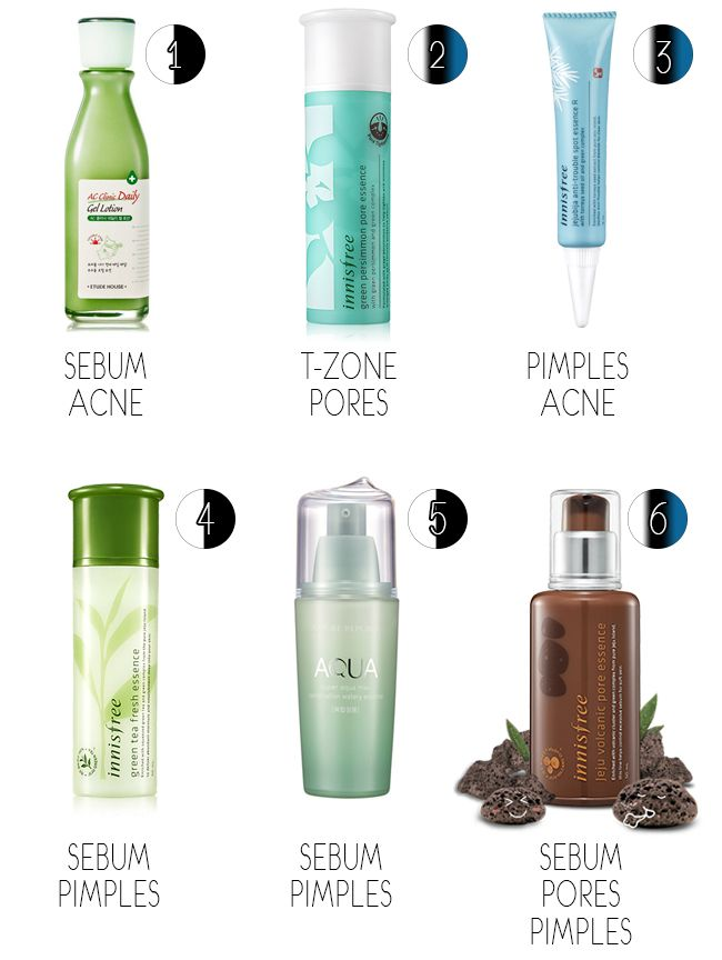 The Best Korean Products For Combination Oily Troubled Skins Sun Hye Mi Lifestyle And Korean Beau Korean Skincare Oily Skin Care Korean Skincare Routine