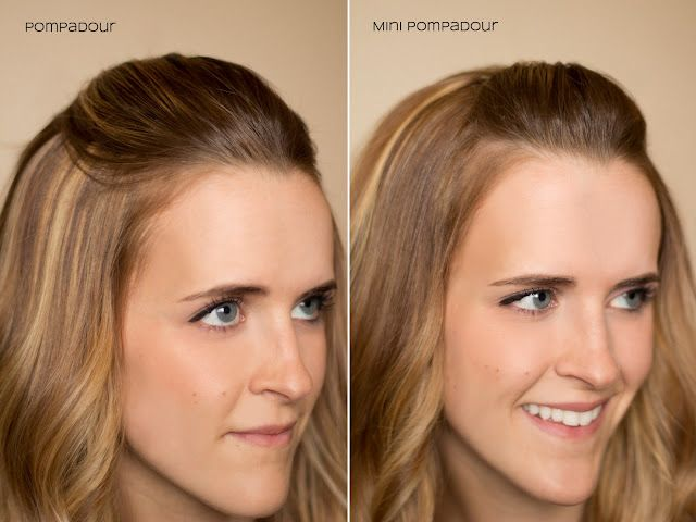 Fifteen Ways To Pin Back Your Bangs Hair Nails And Other Fun
