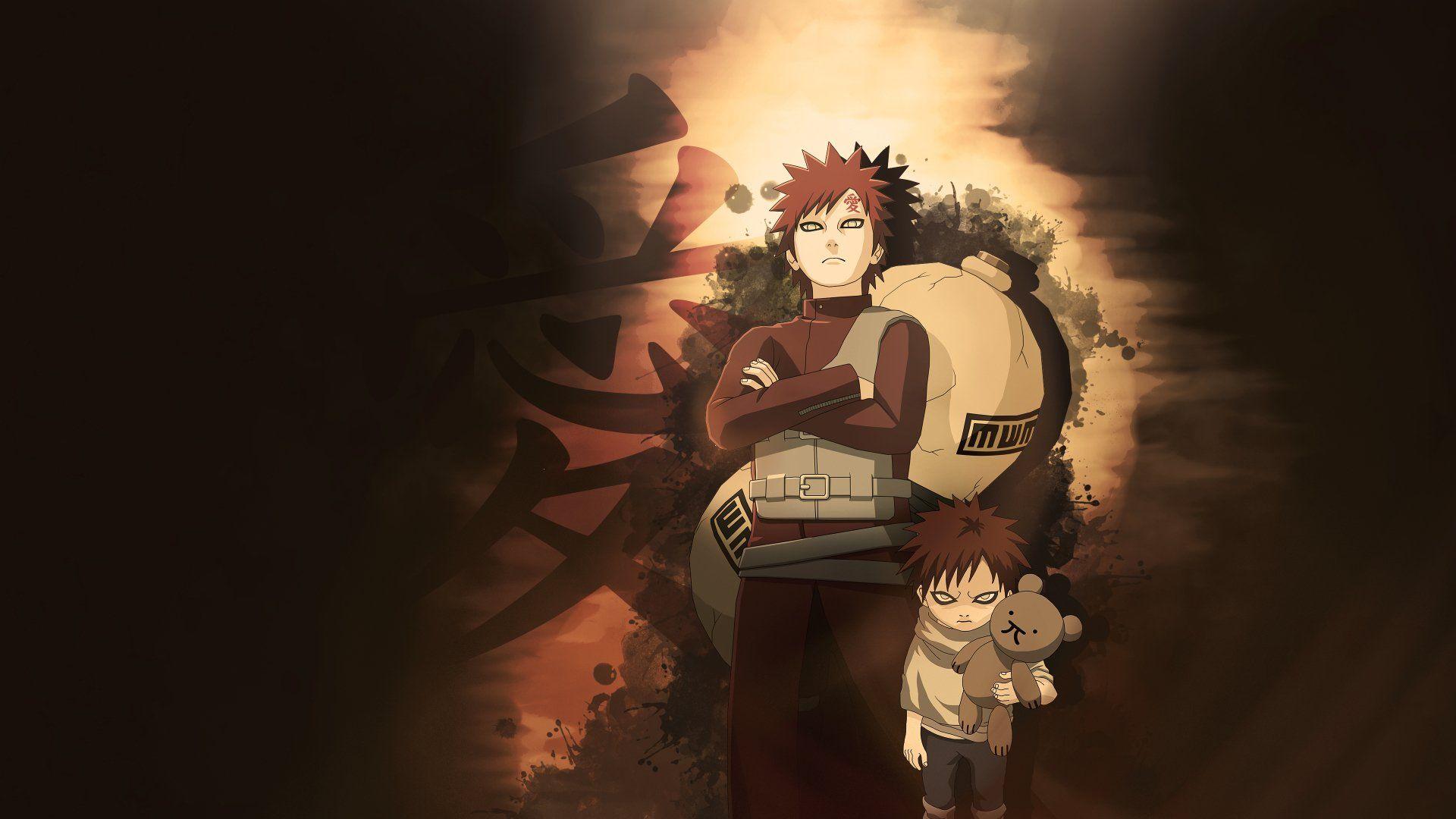 Anime Naruto Gaara Naruto Wallpaper
