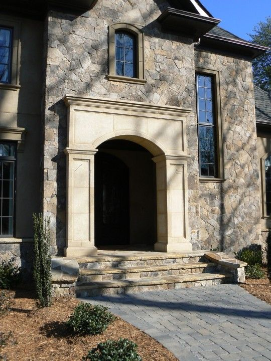 Thumbnail Image Cast Stone Door Surround Company In