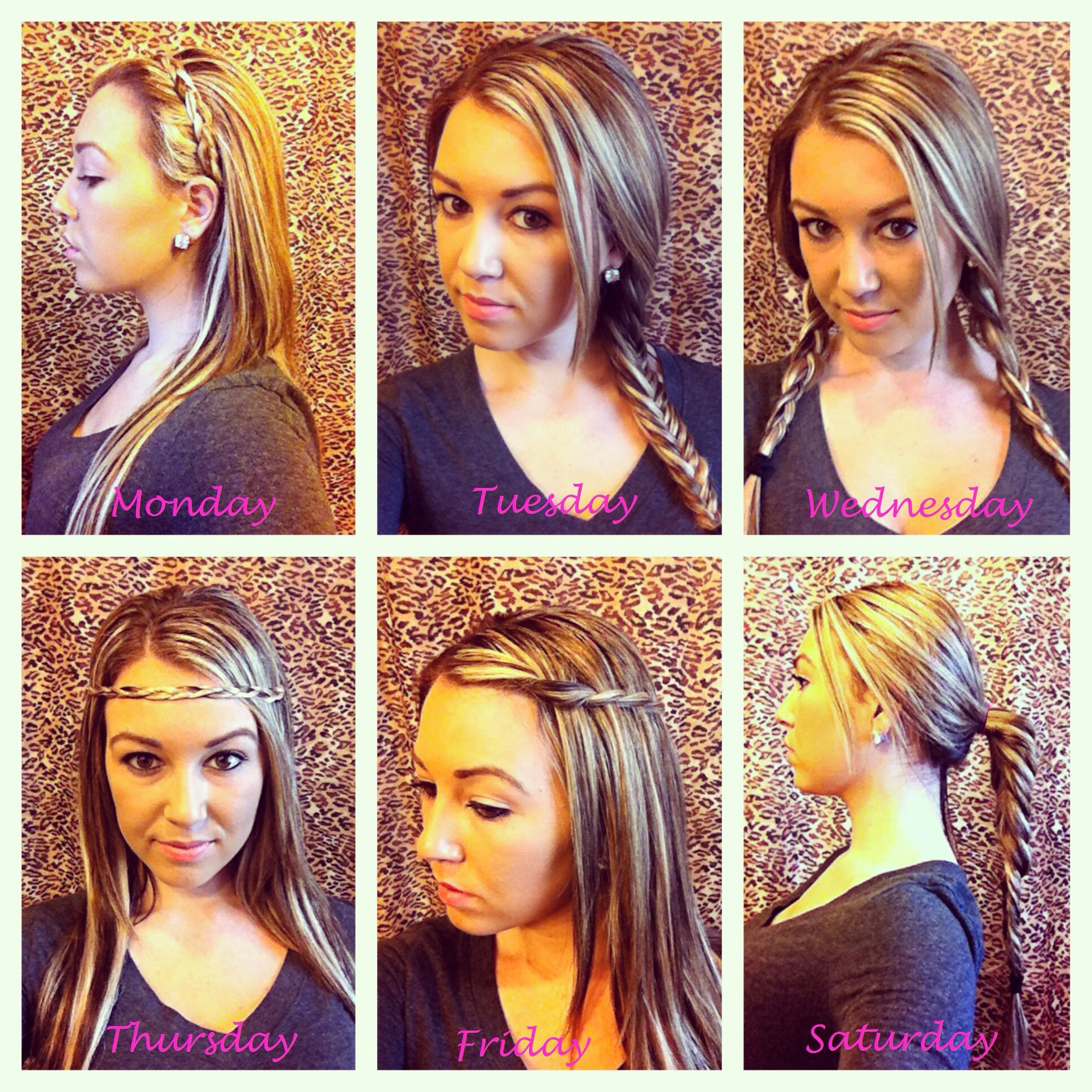 Here are some super cute braid ideas and hairstyles to use ...