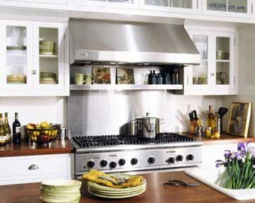 Kitchen Range Hood Ideas Stylish Ventilation Hoods