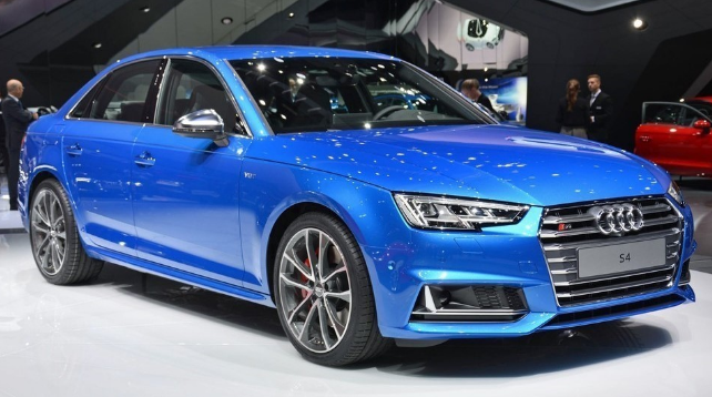 Audi The 2018 Audi S4 Is A Boosted Efficiency Sporting Activity
