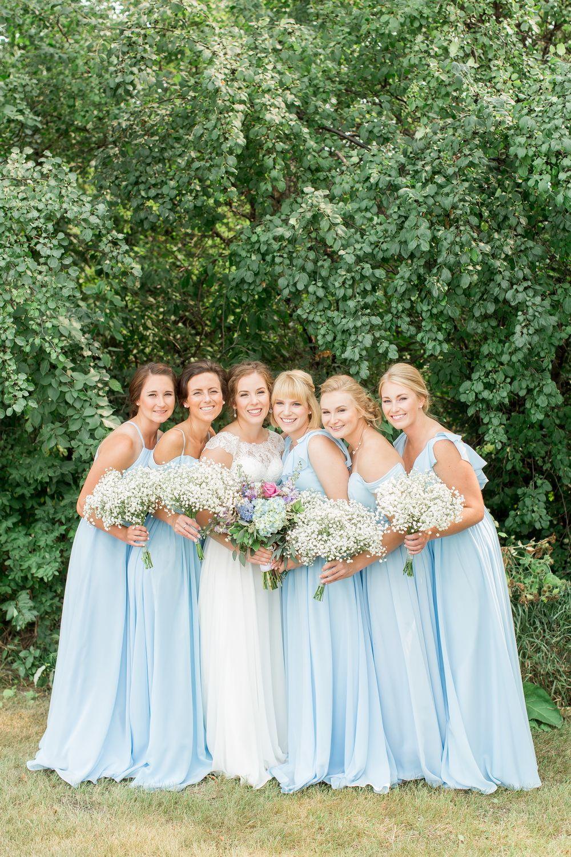 Long Bridesmaids Dresses With Tea Length Bride Bridesmaid Dresses Wedding Dresses Wedding Bridesmaid Dresses [ 2912 x 4368 Pixel ]