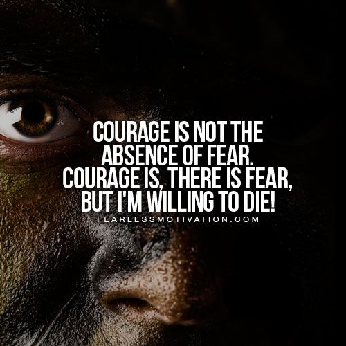Courage V Fear Motivational Speech To Overcome Your Fears