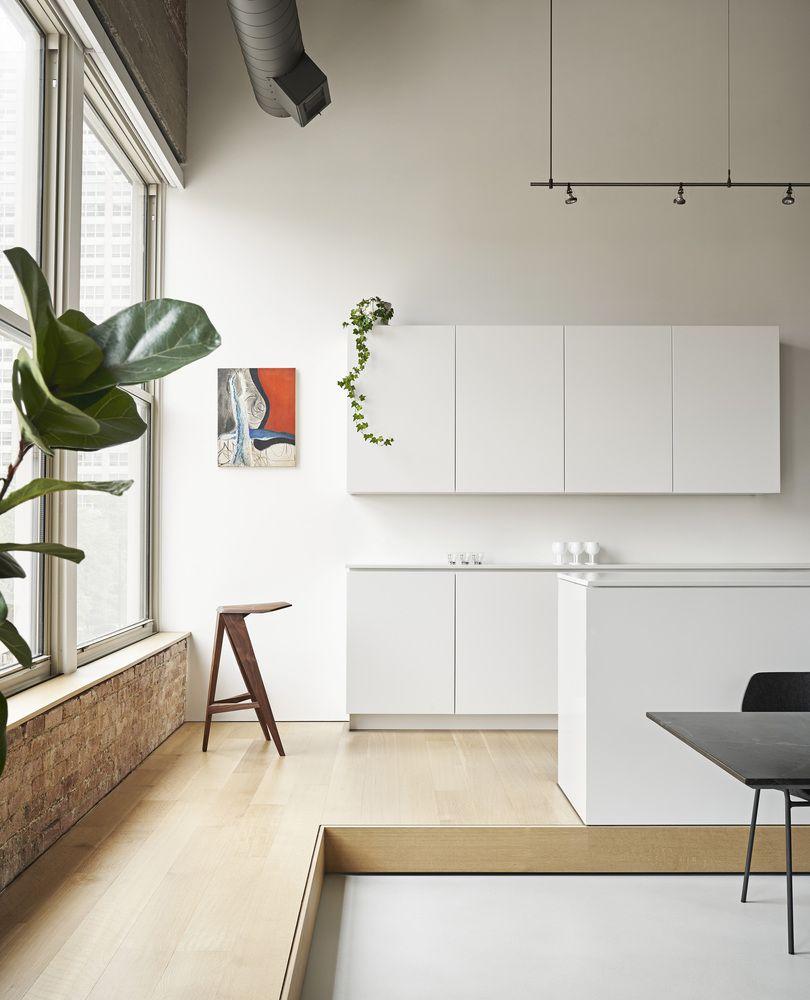 Cheap Loft Apartments: Gallery Of Michigan Loft / Vladimir Radutny Architects