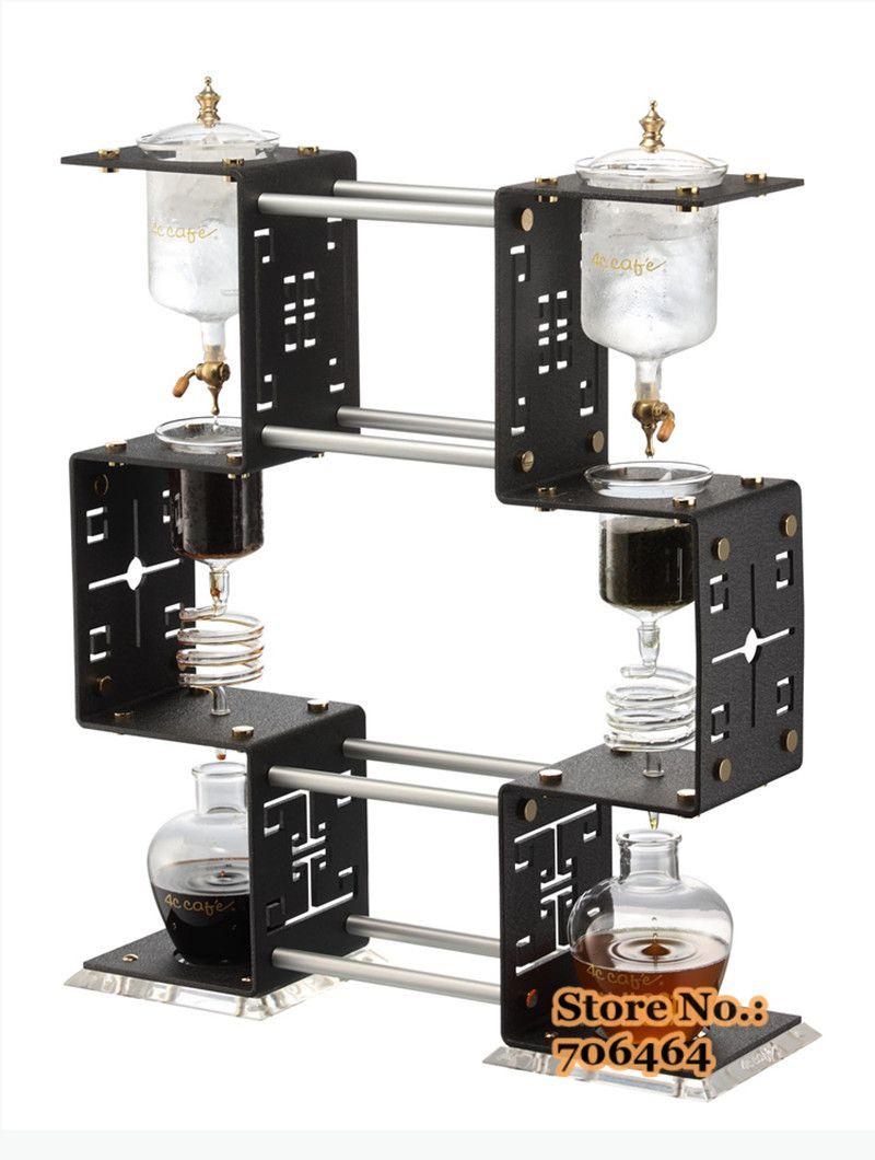 4C TrendColour Series ice coffee dripper/Water drip coffee maker 1300ml DUTCH COFFEE