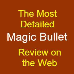 Magic Bullet #Review. A detailed #review of this magic blender. It blends, chops, and grinds.