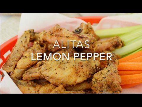 Cmo hacer alitas lemon pepper o pimienta con limn pizcadesabor cmo hacer alitas lemon pepper o pimienta con limn pizcadesabor pollo enchiladorecipe videoslemon pepperbbenchiladasyoutubecarnefood recipes meals forumfinder Gallery