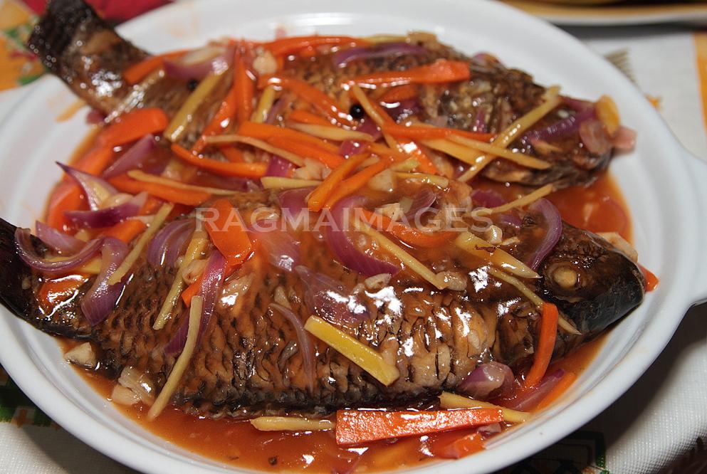 Kusina Master Recipes Sweet And Sour Tilapia Recipes Scallop Recipes Fish Recipes